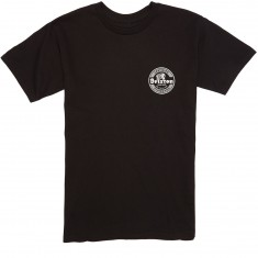 Brixton Soto II T-Shirt - Black/Grey