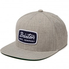 Brixton Jolt Hat - Light Grey