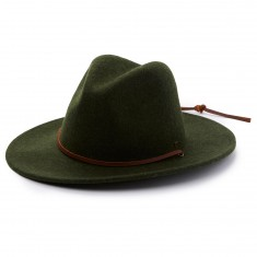 Brixton Field Hat - Heather/Green