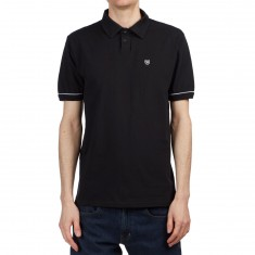 Brixton Carlo Polo Shirt - Black