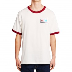 Brixton Hayward Shirt - Off White