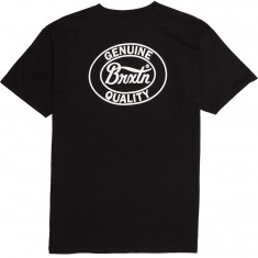 Brixton Merced T-Shirt - Black