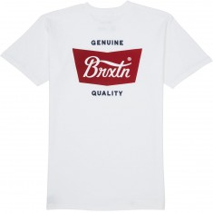 Brixton Stith T-Shirt - White