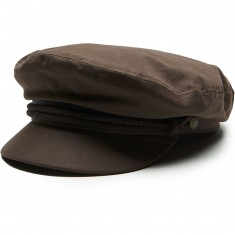 Brixton Fiddler Hat - Brown Cord