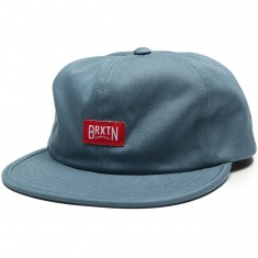 Brixton Langley Hat - Grey Blue