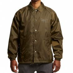 Brixton Stith Jacket - Olive/Black