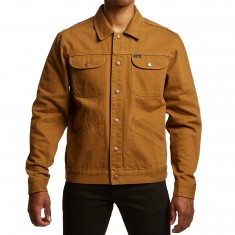 Brixton Harlan II Jacket - Copper