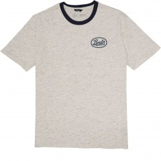 Brixton Kansas T-Shirt - Heather Stone