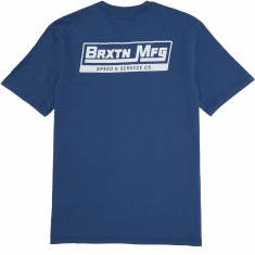 Brixton Traction T-Shirt - Deep Blue