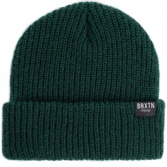 Brixton Redmond Beanie - Hunter Green