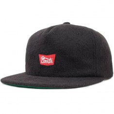 Brixton Stith Hat - Black