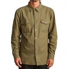 Brixton Nevada Shirt Jacket - Light Olive
