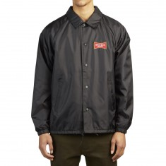 Brixton Ramsey II Jacket - Black/Red
