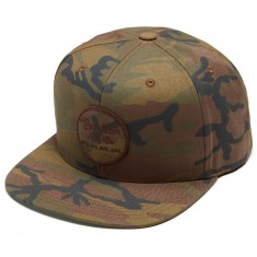 Brixton Wheeler Hat - Multi Camo