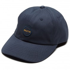 Brixton Meyer Hat - Washed Navy