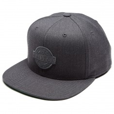 Brixton Speedway Hat - Charcoal Heather