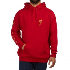 Brixton Temptress Hoodie - Red