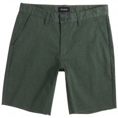 Brixton Toil II Shorts - Heather Chive