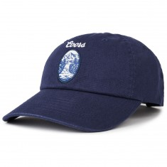 Brixton X Coors Filtered Cap Hat - Navy