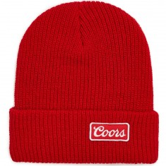 Brixton X Coors Beanie - Red