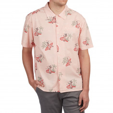 Brixton Bueller Shirt - Dusty Pink