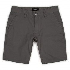 Brixton Toil II Shorts - Charcoal