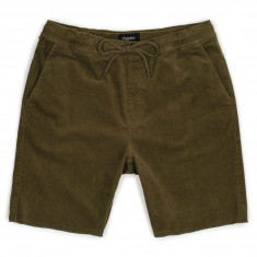 Brixton Madrid Shorts - Washed Olive