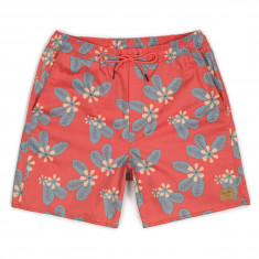 Brixton Havana Boardshorts - Red Pepper