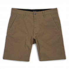 Brixton Toil II AT Shorts - Dark Khaki