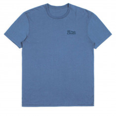 Brixton Potrero Premium T-Shirt - Washed Royal