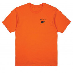 Brixton Gato T-Shirt - Orange