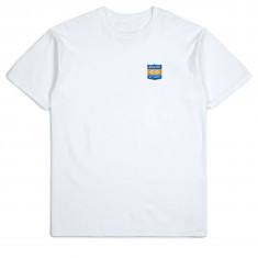 Brixton United T-Shirt - White