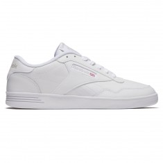 Reebok Club MEMT Shoes - White/Steel