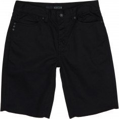 KR3W Kslim 5 Pocket Shorts - Black