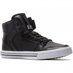 Supra Vaider Shoes - Black/White