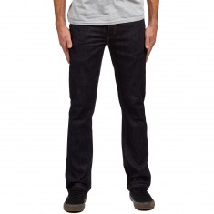 KR3W K Slim Jeans - Dark Raw