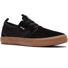 Supra Flow Shoes - Black/Gum