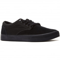 Supra Chino Shoes - Black/Black/Black