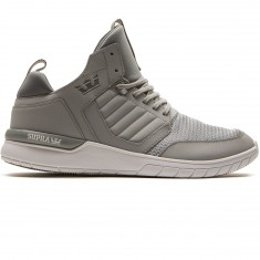 Supra Method Shoes - Grey/White