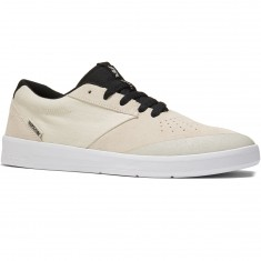 Supra Shifter Shoes - Off White/White