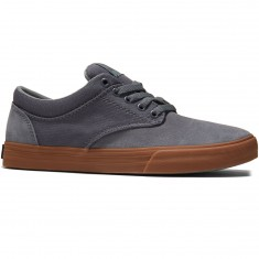 Supra Chino Shoes - Grey/Gum