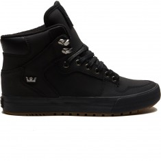 Supra Vaider CW Shoes - Black/Dark Gum