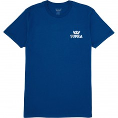 Supra Crown T-Shirt - Royal