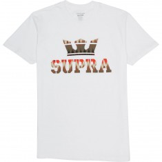 Supra Above T-Shirt - White/Mult