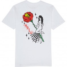 KR3W Tattoo Lady T-Shirt - White