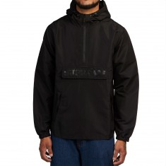 Supra Deck Anorak Jacket - Black