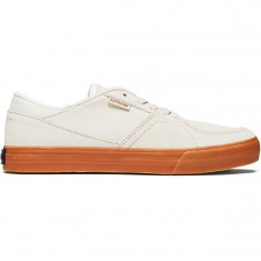 Supra Melrose Shoes - White/Gum
