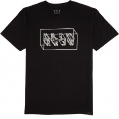 KR3W Perspect T-Shirt - Black