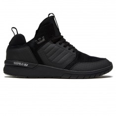 Supra Method Shoes - Black/Black