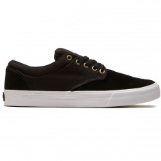 Supra Chino Shoes - Black/White/White